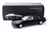 Mercedes-Maybach S-Class - 2019 - Obsidian Black 1/18
