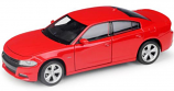 RED 2016 DODGE CHARGER (1:64)