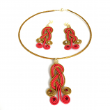 Necklace and Earring Set - GP (CDP)